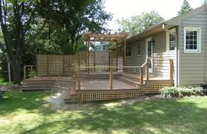 Mequon Deck